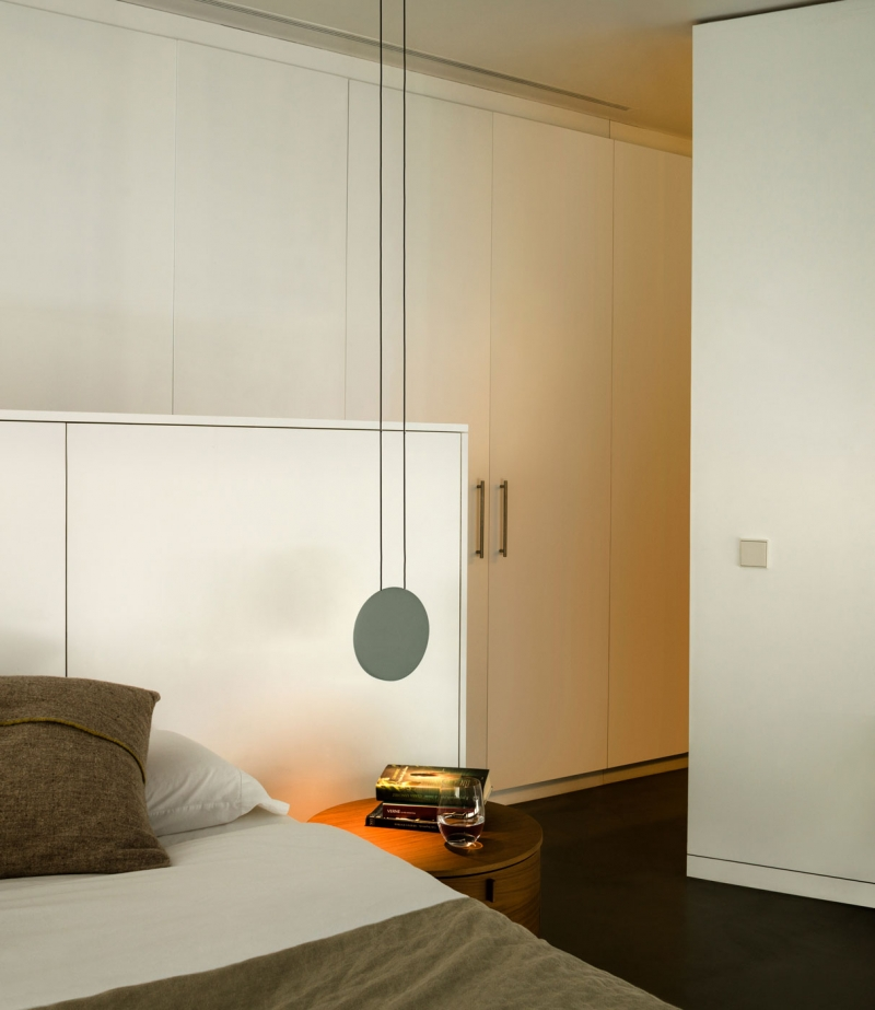 The Edit - Vibia Lighting Brightens Bedrooms - Cosmos