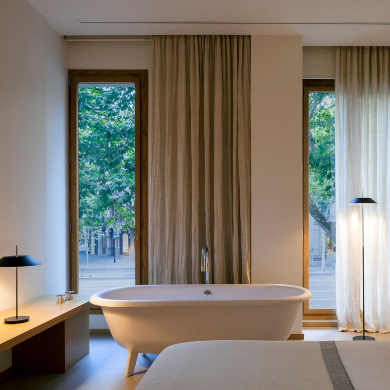 Vibia Lighting Brightens Bedrooms