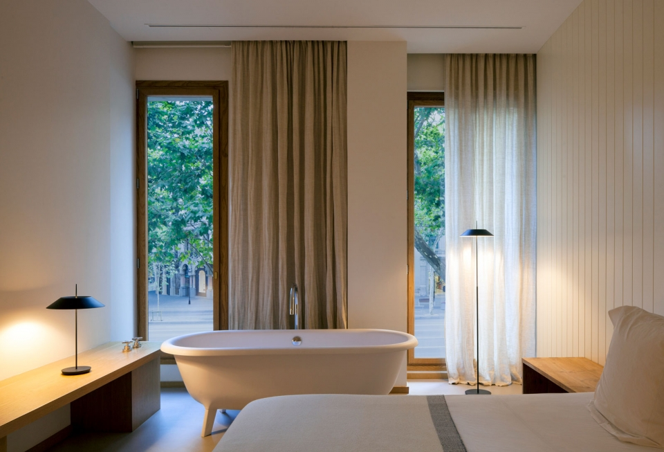 The Edit - Vibia Lighting Brightens Bedrooms - Mayfair