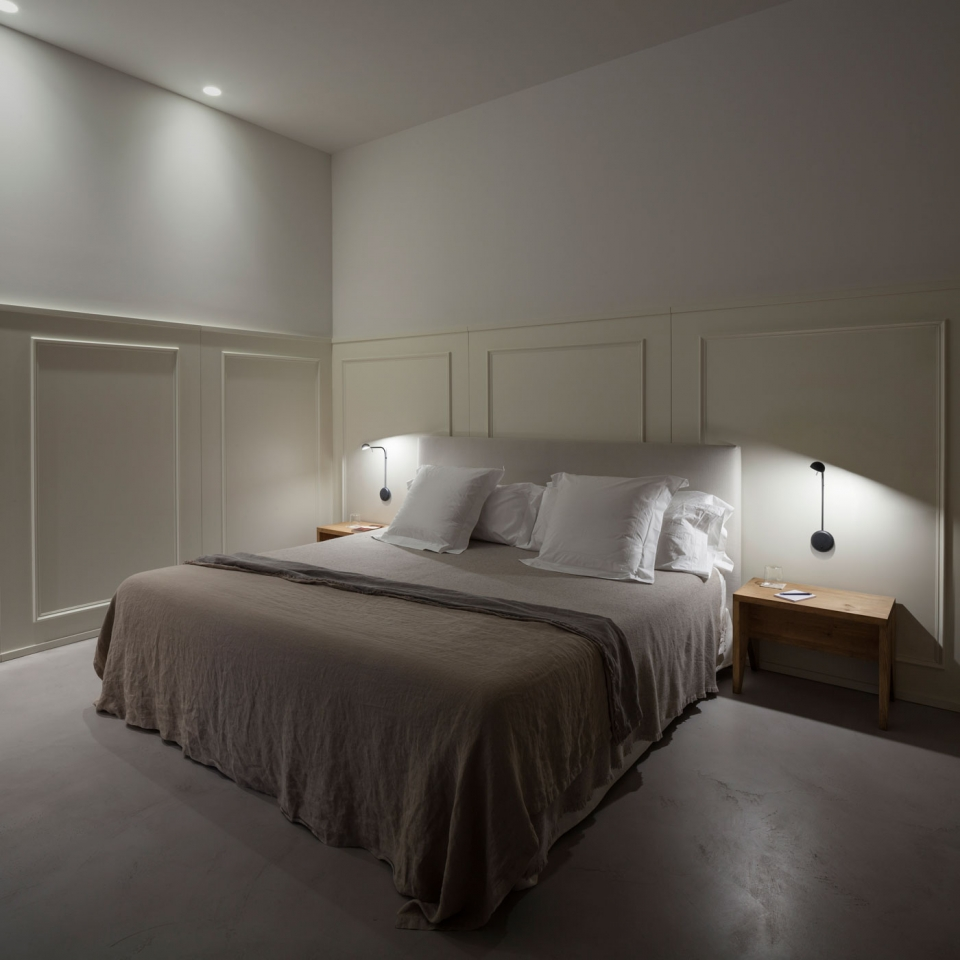 The Edit - Vibia Lighting Brightens Bedrooms - Pin