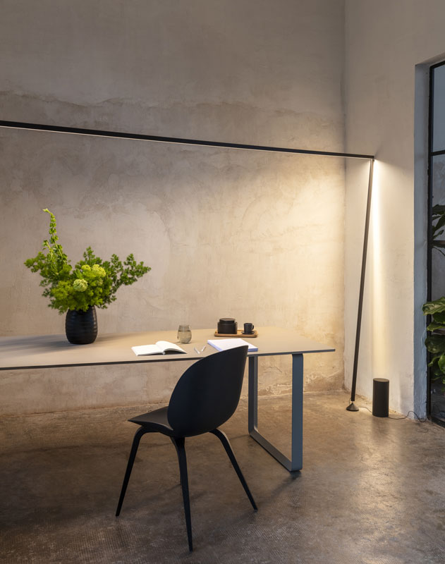 Vibia The Edit - Personalise Workspaces With the Sticks Lighting Toolkit
