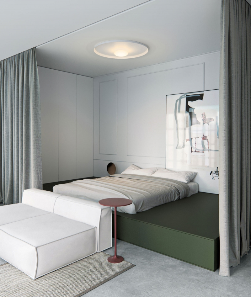 The Edit - Vibia Lighting Brightens Bedrooms - Top