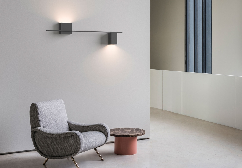 Vibia The Edit - A New Language of Lighting: The Structural Collection