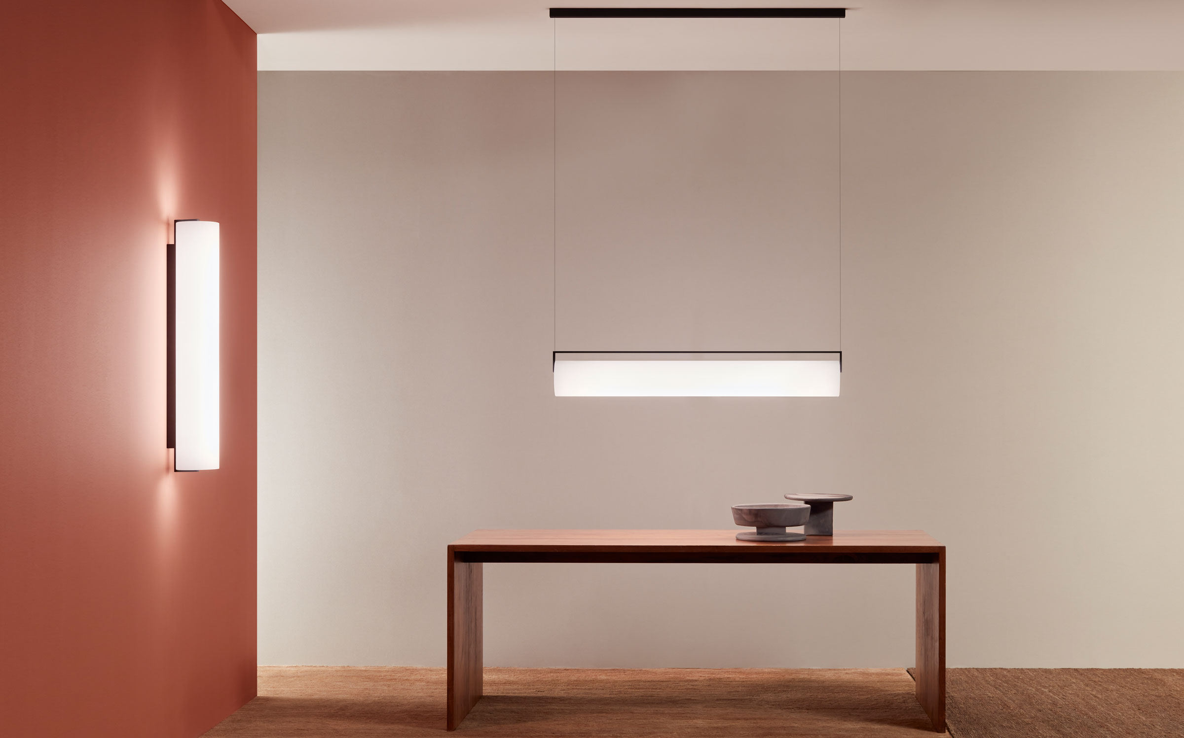 Vibia The Edit - Framing Light: Introducing the Kontur Collection