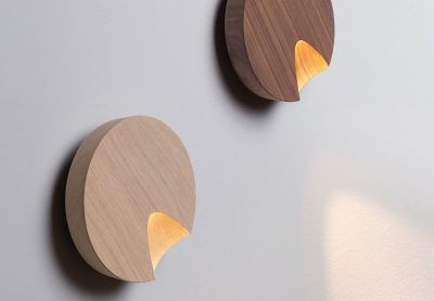 Vibia The Edit - A Natural Touch: The Dots Collection in Wood