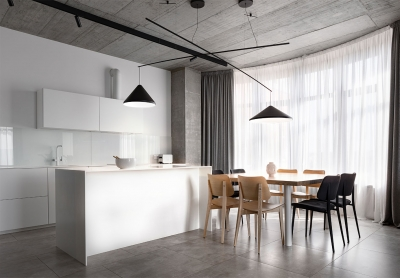 Dining and Design: Vibia Brightens Residential Spaces