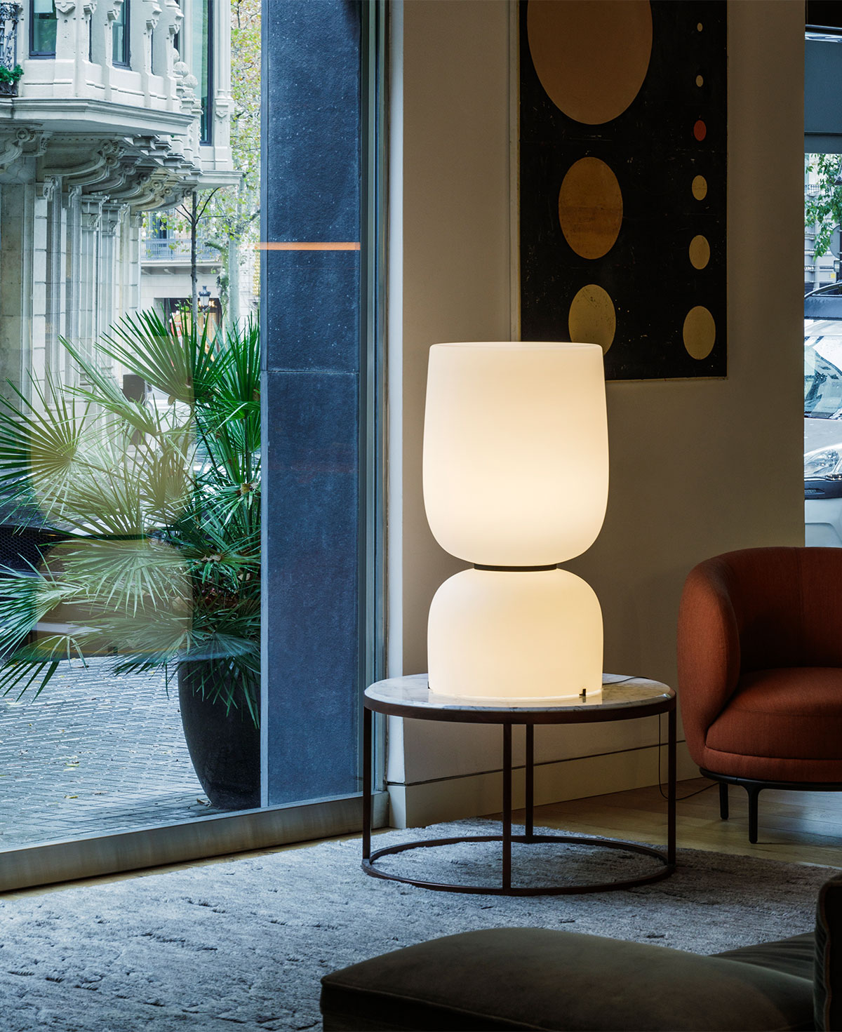 Vibia The Edit - Ghost: Craftsmanship and Cutting-Edge Technology