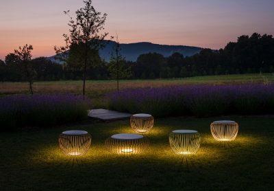 Vibia The Edit - Introducing the Meridiano Outdoor Floor Lamp