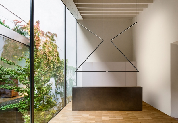 Vibia The Edit - Personalise Lobbies and Hallways With Sticks