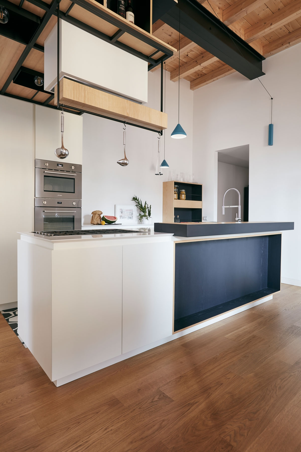 Vibia The Edit - Designers Select Vibia for a Residence in Legnano - North
