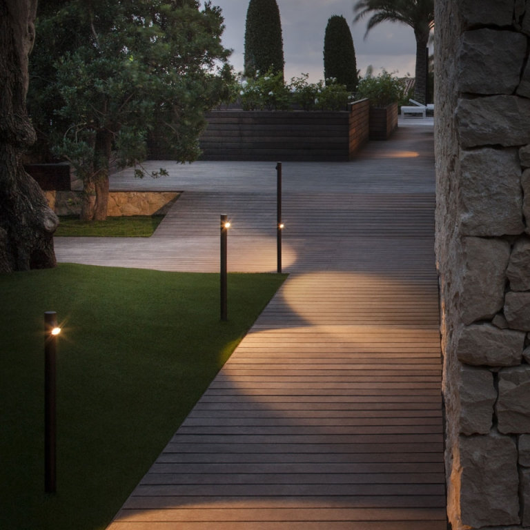 Garden Path Lighting Solutions from Vibia