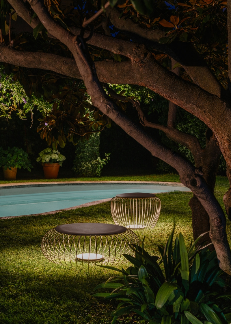 Vibia The Edit - Inspired Ideas for Illuminating Your Outdoor Space - Meridiano