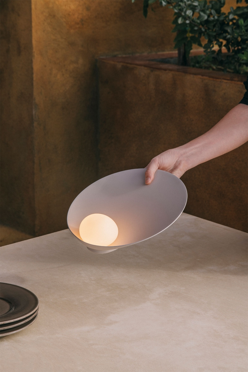 Vibia The Edit - Inspired Ideas for Illuminating Your Outdoor Space - Musa