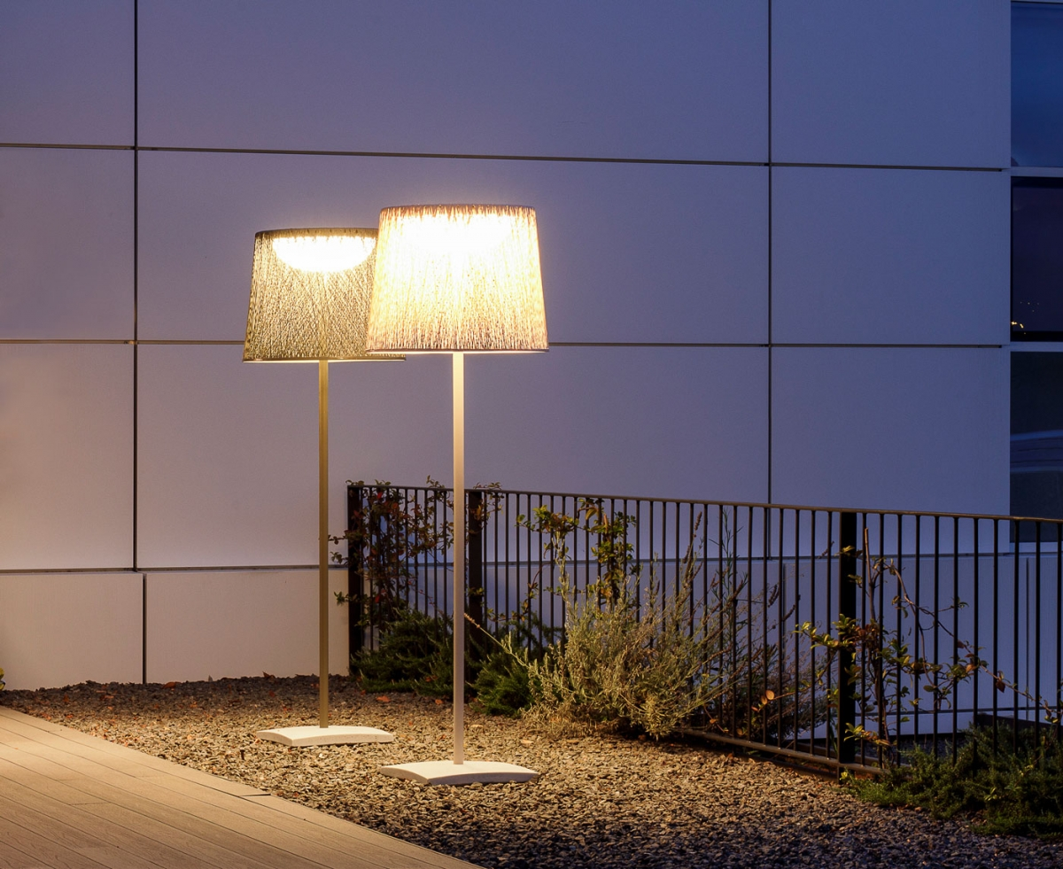 Vibia The Edit - Inspired Ideas for Illuminating Your Outdoor Space - Wind