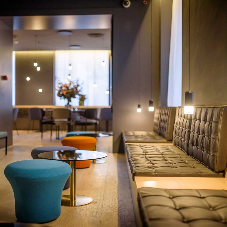 Designers Select Vibia Luminaires for a Boutique Barcelona Hotel