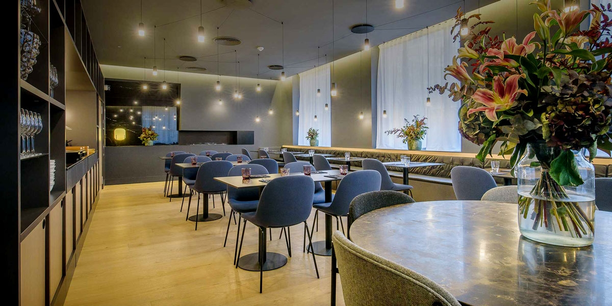 Vibia The Edit - Designers Select Vibia for a Boutique Barcelona Hotel - Wireflow