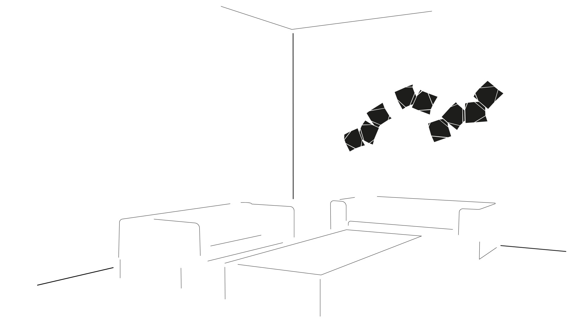 Vibia The Edit - Play with Origami