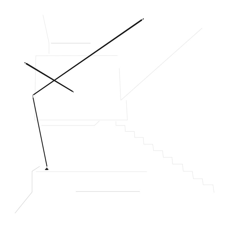 Vibia The Edit - Personalise corners with Sticks