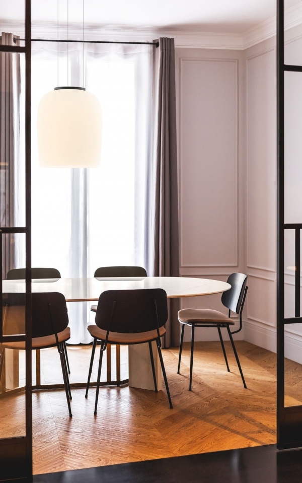 Vibia The Edit - Rethinking Work Spaces - Ghost