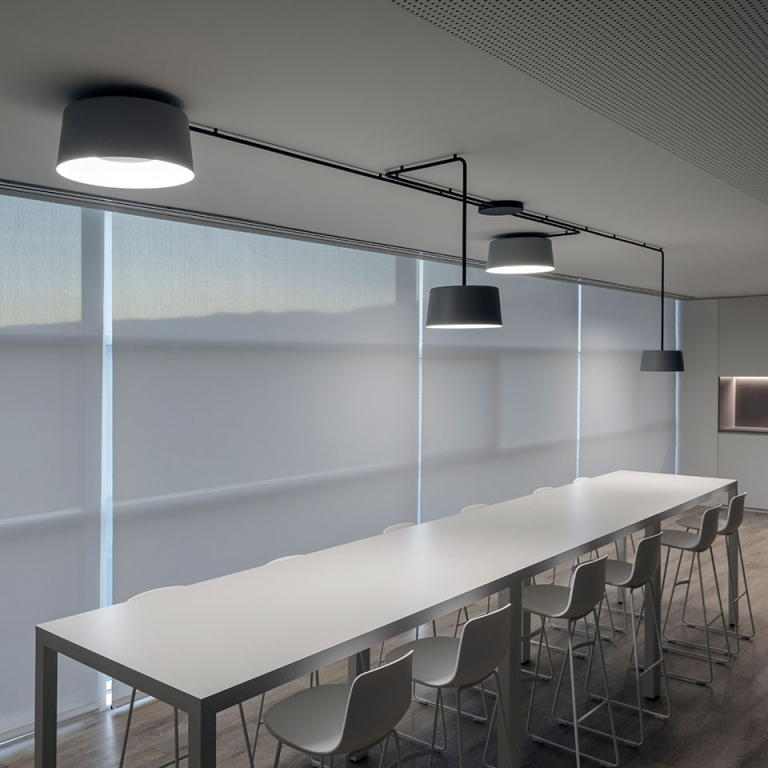 Rethinking Work Spaces With Vibia Lighting